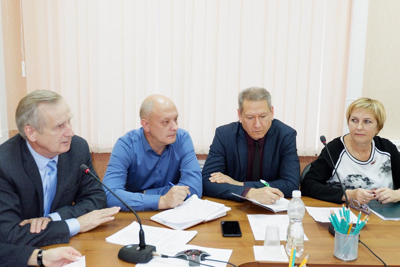18 октября 2019 года в Управлении Федерального казначейства по Пензенской области прошло совещание с территориальными отделами